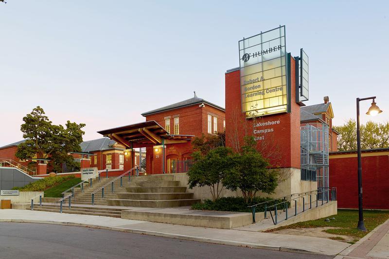 Humber College, Lakeshore Campus. Toronto, Ontario.