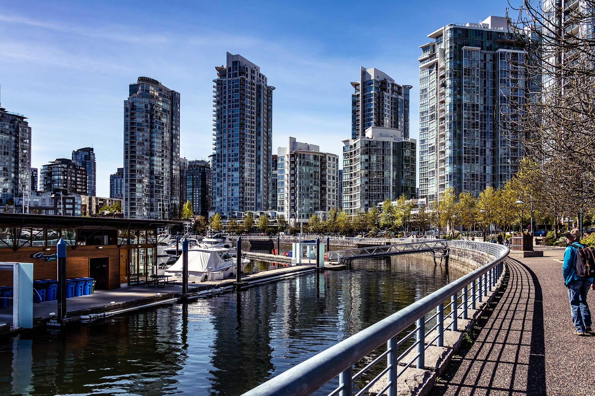 Vancouver, BC. (Cortesía de Pexels)
