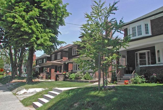 Casas de familia para estudiantes internacionales en Toronto.