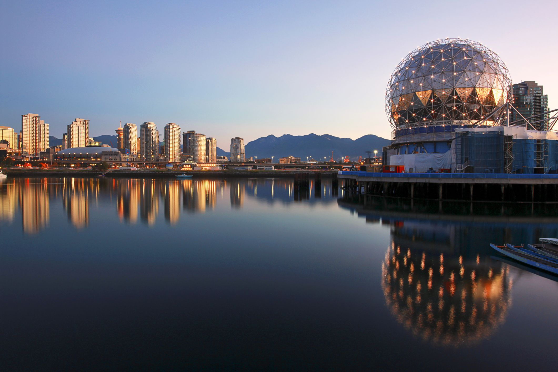 Science World. Vancouver, BC. (Cortesía de Tripsavvy)