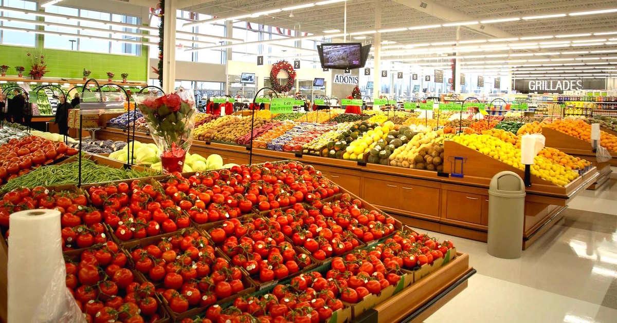 Mercado en la ciudad de Montreal. (Cortesía de Mtlblog)