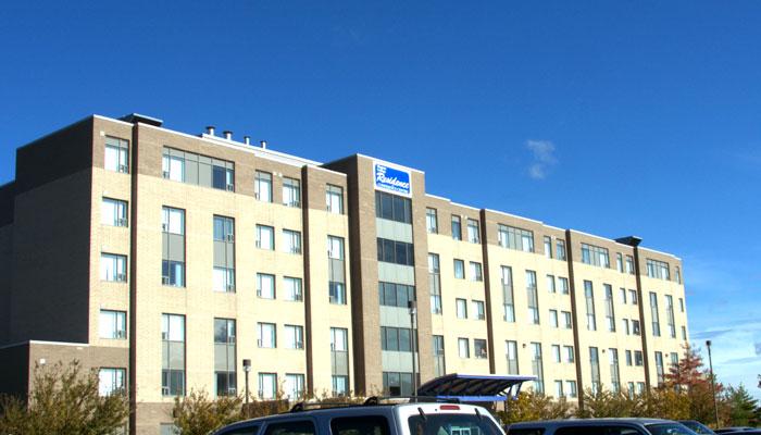 Niagara-on-the-lake Campus Residence. (Cortesía de Niagara College Canada)