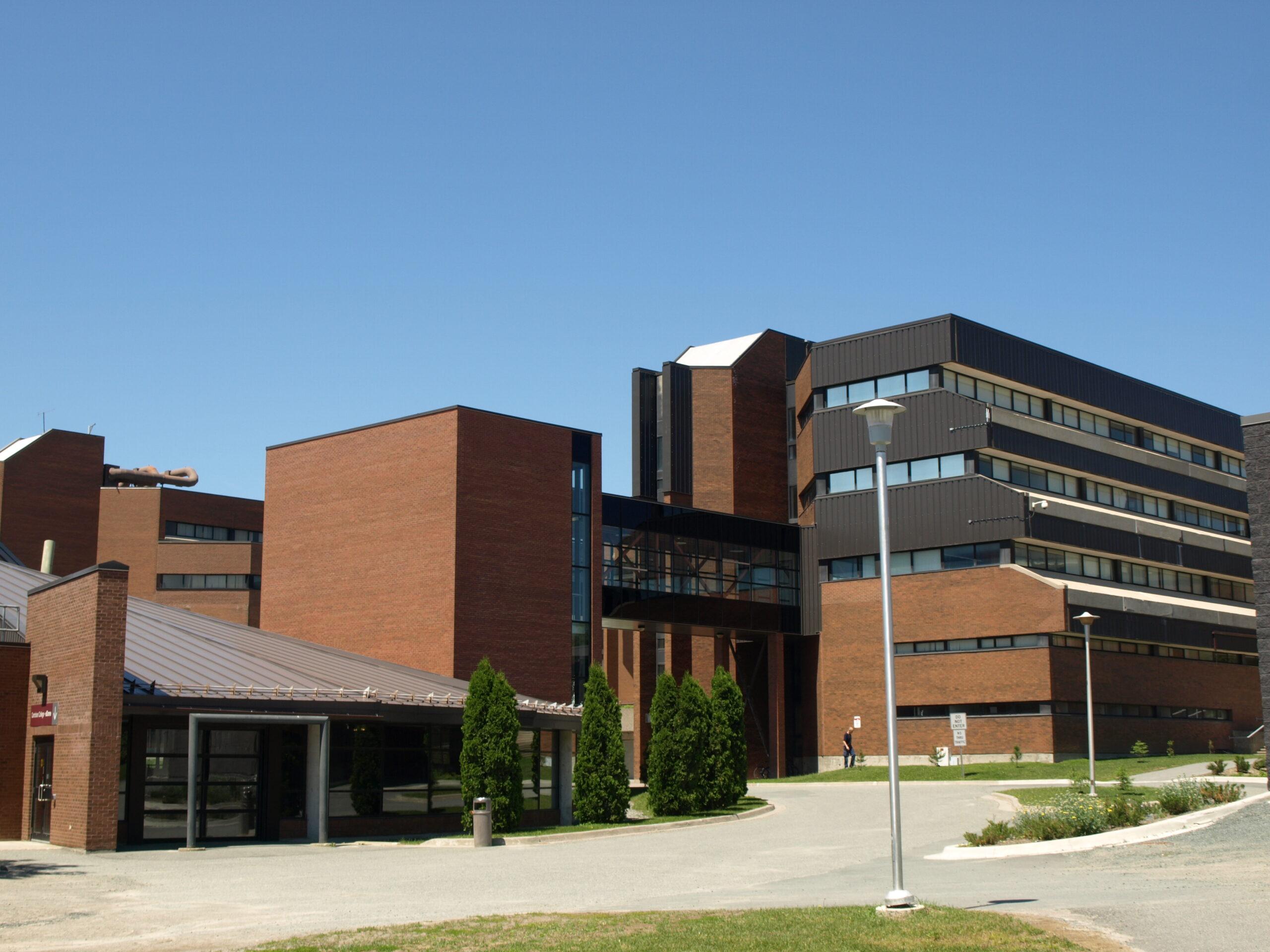 Cambrian College, Sudbury, Ontario. (Cortesía de Cambrian College)