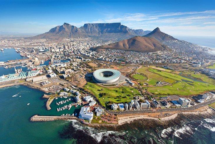 Cape Town, Sudáfrica. (Cortesía de PlanetWare)